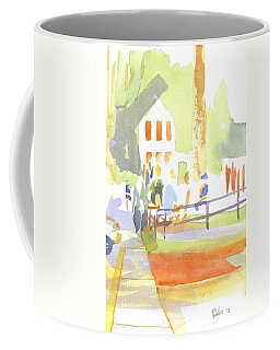 Farmers Market II  Coffee Mug