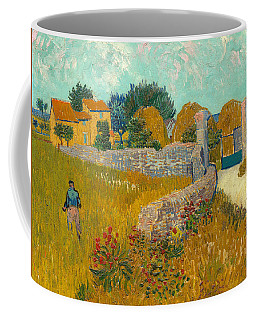 Farmhouse In The Provence Coffee Mug