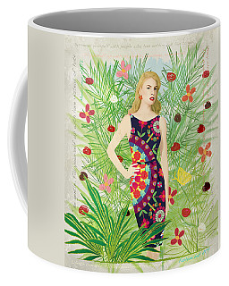 Fashion And Art - Limited Edition 1 Of 10 Coffee Mug