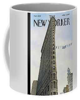Fashion District Coffee Mug