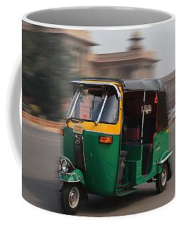 Fast As Wind Coffee Mug