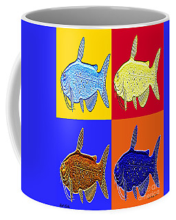 Fat Cats Coffee Mug