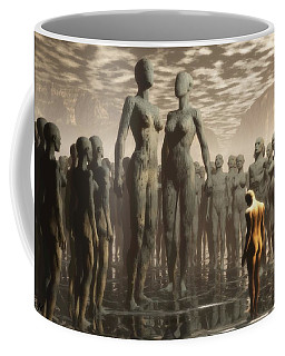 Fate Of The Dreamer Coffee Mug