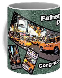 Coffee Mug featuring the photograph Father's Day by Randi Grace Nilsberg