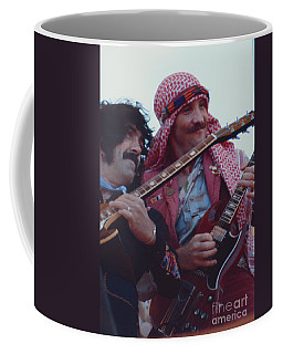 Favorite Of Manny Charlton And Zal Cleminson - Nazareth At Day On The Green 2 - 4th Of July 1979  Coffee Mug
