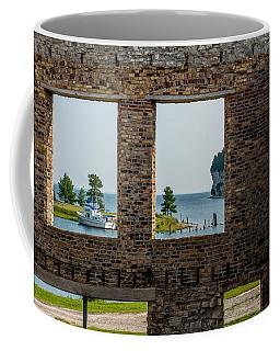 Fayette Ruins Coffee Mug by Paul Freidlund