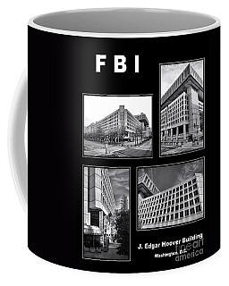 Fbi Poster Coffee Mug