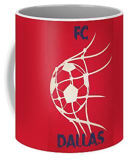 Fc Dallas Goal Coffee Mug