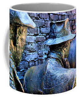 Coffee Mug featuring the photograph Franklin Roosevelt   Memorial Washington Dc by John S