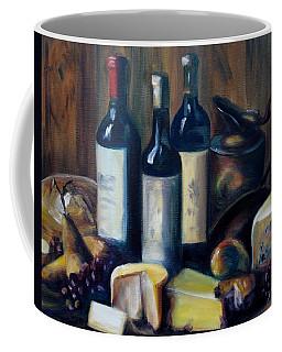 Feast Still Life Coffee Mug