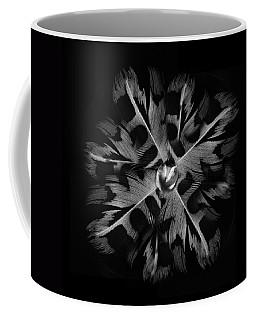 Feather Flower Coffee Mug