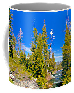Feather River Coffee Mug