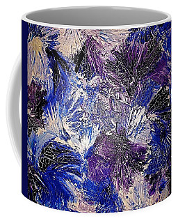 Feathers In The Wind Coffee Mug