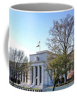 Federal Reserve Building Coffee Mug
