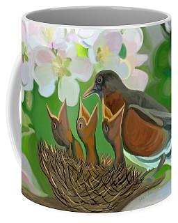 Feed Me Momma Coffee Mug