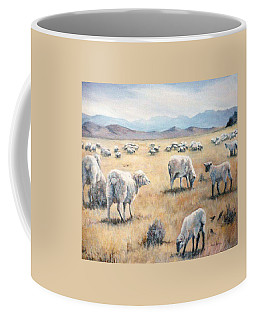 Feed My Sheep Coffee Mug
