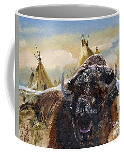 Feed The Fire Coffee Mug