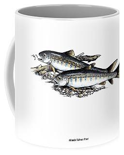 Feeding Parr Coffee Mug