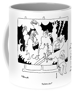 Feel Better Coffee Mug