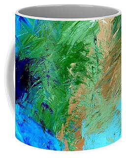 Feel The Tropical Breeze Coffee Mug