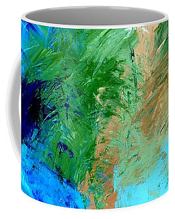 Feel The Tropical Breeze Coffee Mug