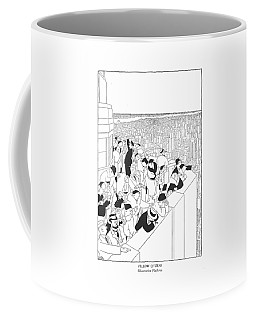 Fellow Citizens Observation Platform Coffee Mug