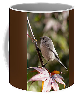 Female Bushtit Coffee Mug