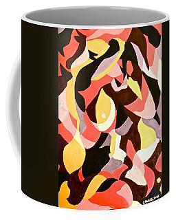 Female Nude Coffee Mug