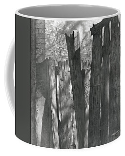 Fence Installation  Coffee Mug