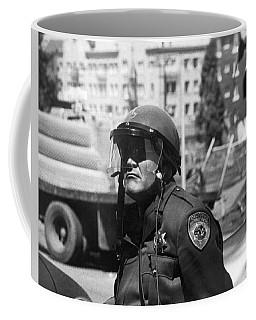 Fencing People's Park Coffee Mug