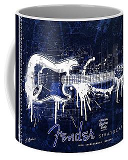 Fender Blueprint Washout Coffee Mug
