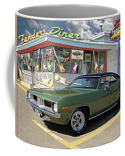 Fenders Diner Coffee Mug