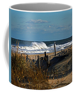 Fenwick Dunes And Waves Coffee Mug