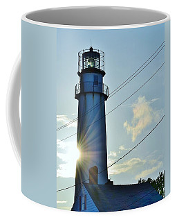 Fenwick Island Lighthouse - Delaware Coffee Mug