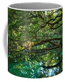 Fern Hammock Coffee Mug