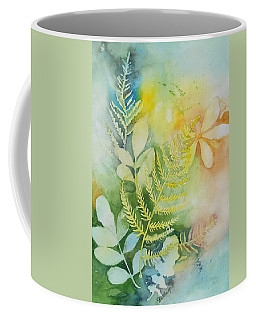 Ferns 'n' Leaves Coffee Mug
