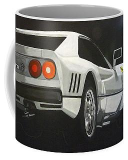 Ferrari 288 Gto Coffee Mug
