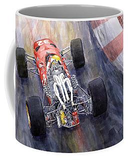 Ferrari 312 F1 1967 Coffee Mug