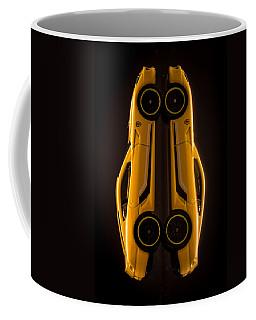 Ferrari 599 Gtb Fiorano Coffee Mug