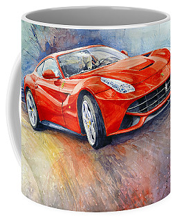 2014 Ferrari F12 Berlinetta  Coffee Mug