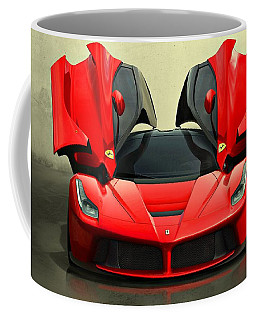 Ferrari Laferrari F 150 Supercar Coffee Mug
