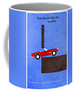 Ferris Bueller's Day Off Coffee Mug