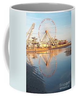 Ferris Wheel Jersey Shore 2 Coffee Mug
