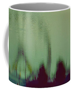 Coffee Mug featuring the photograph Ferris Wheel Reflection by Patricia Strand