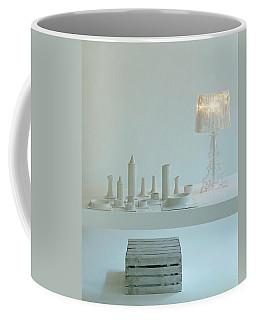 Ferruccio Laviani's Bourgie Lamp From Kartell Coffee Mug