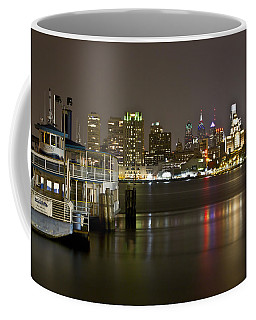 Ferry To The City Of Brotherly Love Coffee Mug