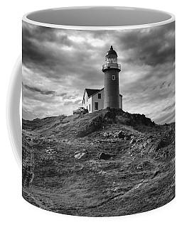 Ferryland Lighthouse Coffee Mug by Eunice Gibb