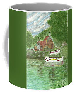 Ferryman's Cottage Coffee Mug