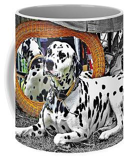 Festival Dog Coffee Mug