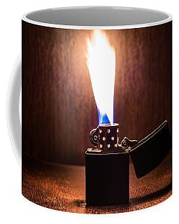 Feuer Coffee Mug by Tgchan